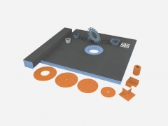 LUX H100 Shower Tray